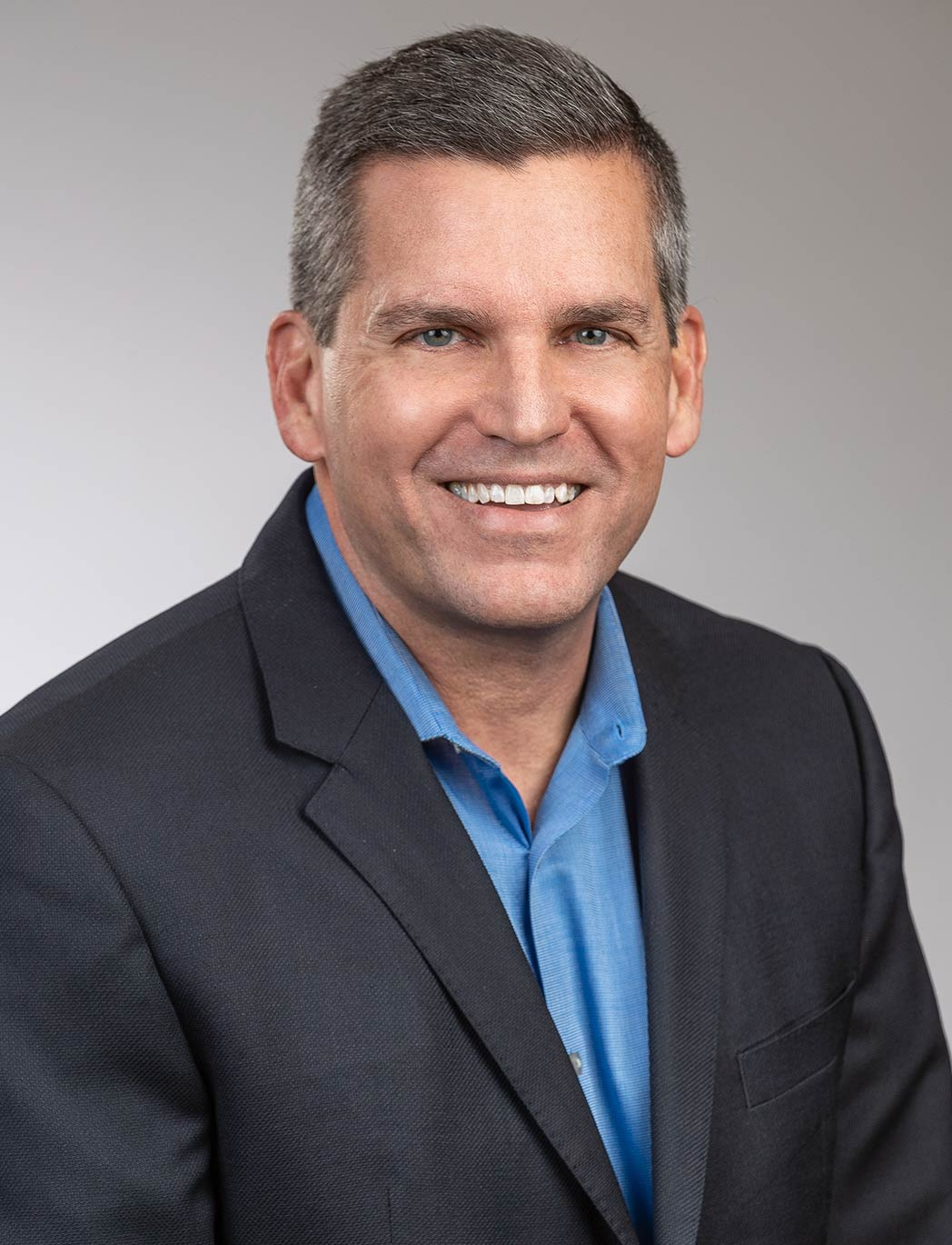 Mike Suriano, CFO