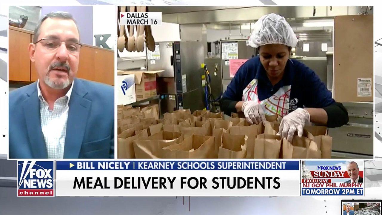 Missouri school program delivers meals for students amid coronavirus pandemic